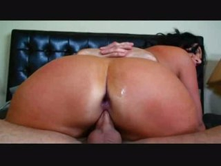MILF Vannah Sterlings Big Bulky Greek Ass Fucked Hard Anal