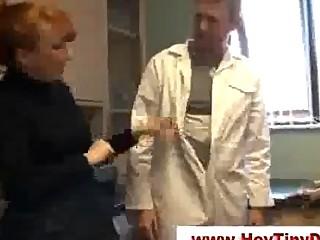 Cfnm femdom small dick humiliation