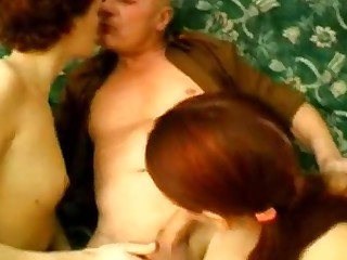 Sexy redheads moist crack tease