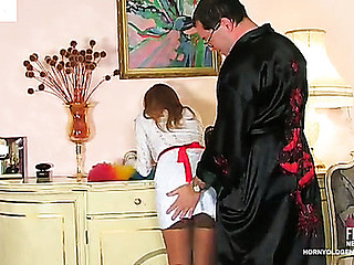 Alice&Leonard daddy sex movie
