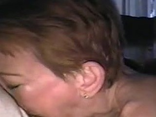 Dilettante mature wife deepthroat