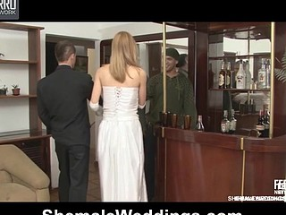 alessandra&edu shemale wedding sex