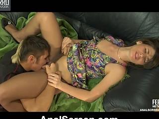 Gertie&Govard nasty anal episode