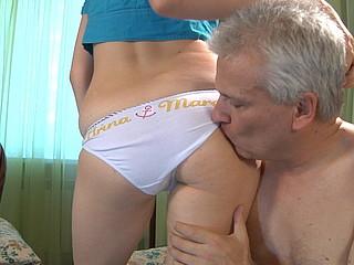 Cecilia&Caspar dad sex act