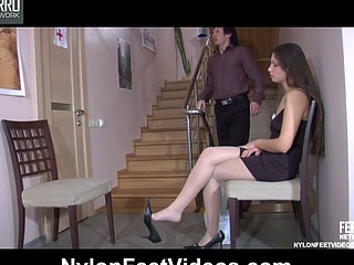 Footjob Porn Tubes
