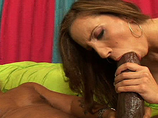 Kelly's pleasant youthful divine cum-hole receives stretched by a big black dick!