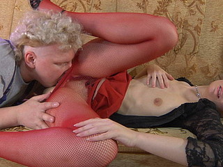 Mary&Jack nasty pantyhose clip