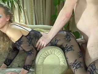Barbara&Rolf awesome hose action