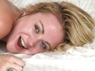 Sindee Jennings is fucked full of large dark cock