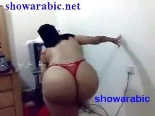 HUGE Arab Butt