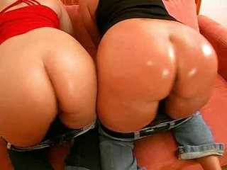 Two Big Arse german girls get fucked