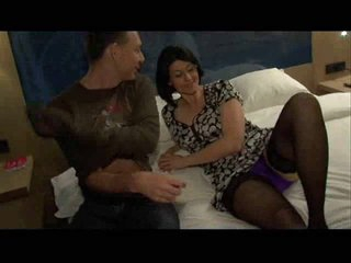 Hot Wife Copulates Hubby And Friend !