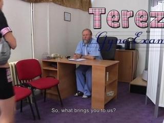Tereza Gyno Exam
