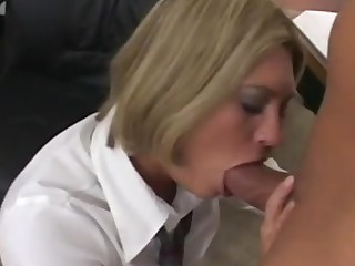 Uniform hardcore porn video