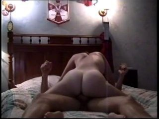 Riding some cock (no sound)