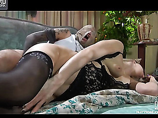 Susanna&Marcus kinky hose job scene