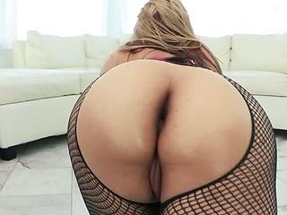 Sarah's Beautiful Butt