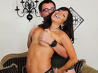 Dane Cross proves gripping milf Tara Holiday that his dick can bring her unbelievable pleasure