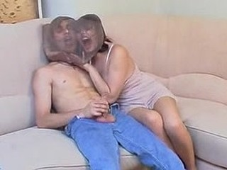 Mirabel&Mike pantyhosers caught on camera