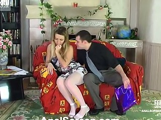 Maria&Monty awesome anal video scene